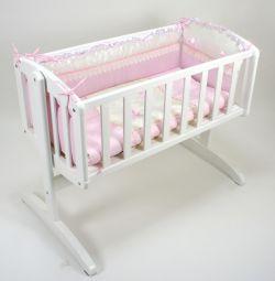 Leagăn pentru bebeluși