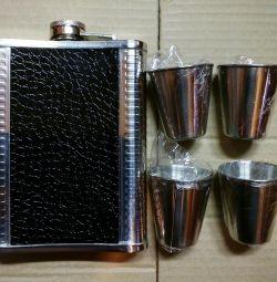 New flask 530 ml
