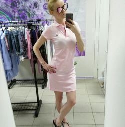 Lacoste φόρεμα πόλο νέο