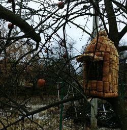 Годівниця для птахів РУЧНА РОБОТА