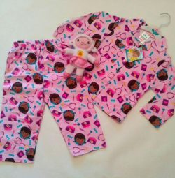 Disney pajamas new