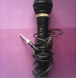 микрофон panasonic RP-VK211