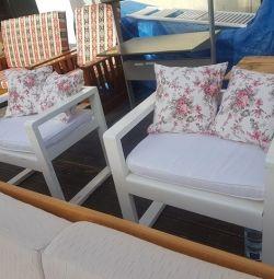 Садові крісла