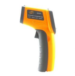 Digital infrared thermometer (pyrometer) new