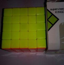 Rubik's cube 5 × 5