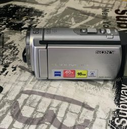 Sony sx 65e digital camcorder