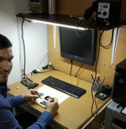 Обучение по ремонту телефонов и планшетов