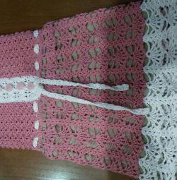 Sundress tricotat