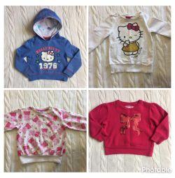 3-4 yaş bebekler için Svishhots