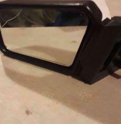 Mirror left VAZ 2109