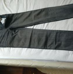 Jeans pentru barbati, 31R, (dimensiune 46-48)