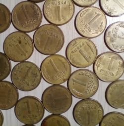 46 de piese de monede