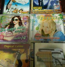 Diskler müzik mp3