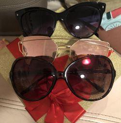 Γυαλιά ηλίου 3τμ