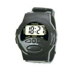 Ті, що говорять наручний годинник
