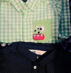 Рубашки из Германии