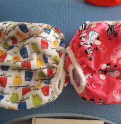 New diapers for swimming