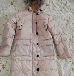 Куртка зимняя размер М-L