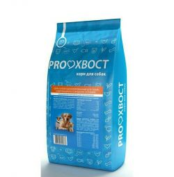 DRY FEED FOR DOGS PROGHOST