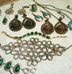 Vintage κοσμήματα