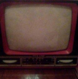 Soviet times, TV,