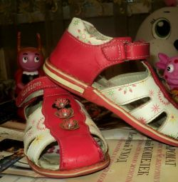 Second-hand, with a rigid heel 29 size