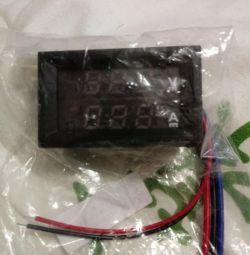 Ampere, voltmeter