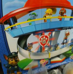 Paw Patrol Office large set