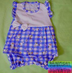 A sandpiper dress