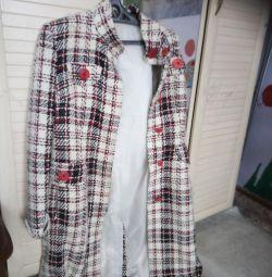 Νέο ζεστό παλτό