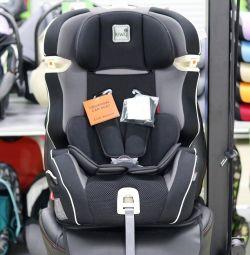Araba koltuğu Kiwy SL123 9-36 kg arasında