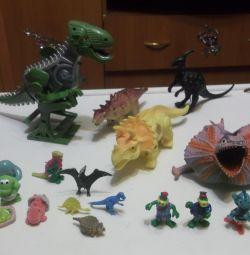 Colecția de dinozauri