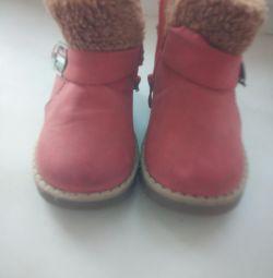 Μπότες για το κορίτσι
