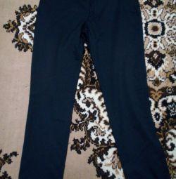 Pantaloni clasici în stare bună