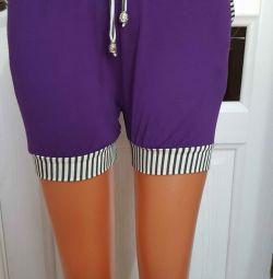 pantaloni scurți 42