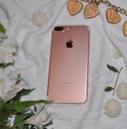 Noul iPhone 7 Plus (32 GB), aur roz ?