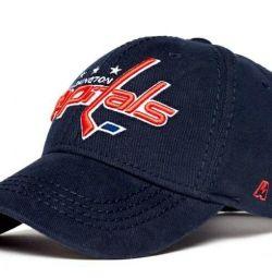 Hokey Beyzbol Şapkası NHL Washington Başkentleri
