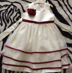 Evening dress elegant 3-4 years