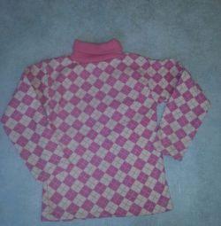 😻Vodolazka, bluză pentru 4/5 ani