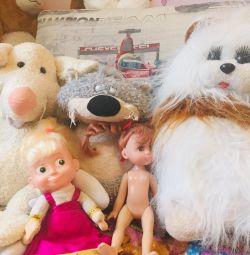 іграшки друзі