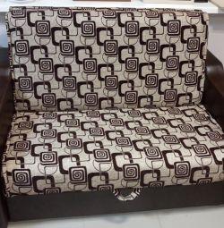 Sofa skiff