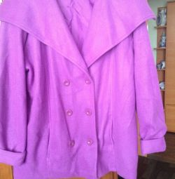 Fleece coat 50 rm.