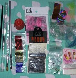 Nail design and materials for building