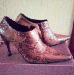 Νέες μπότες αστράγαλο p.35