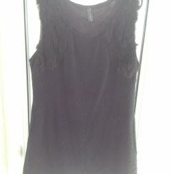 Платье туника жилетка р 46-52