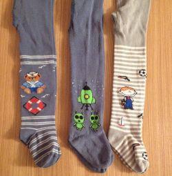 Κάλτσες 3 τεμ