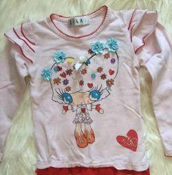 Children's blouse