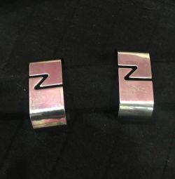 2 δαχτυλίδια σερβιέτας Zepter