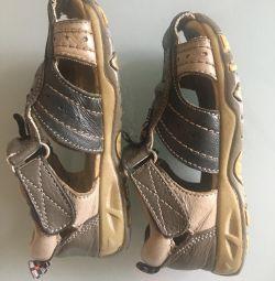 Sandals orthopedics natures skin outside and inside 24R