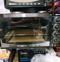 Oven with comforters